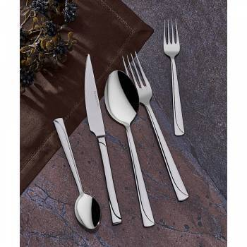 - Datça 60 Parça Çatal Kaşık Bıçak