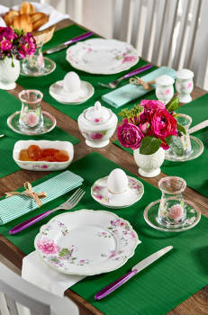 - Garden 33 Parça Kahvaltı Takımı