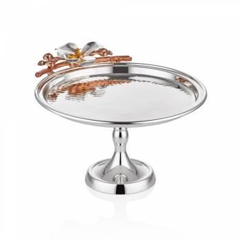 - Bernardo Gümüş Orkide Ayaklı Stand