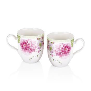 - 2 li Mug Set - Garden