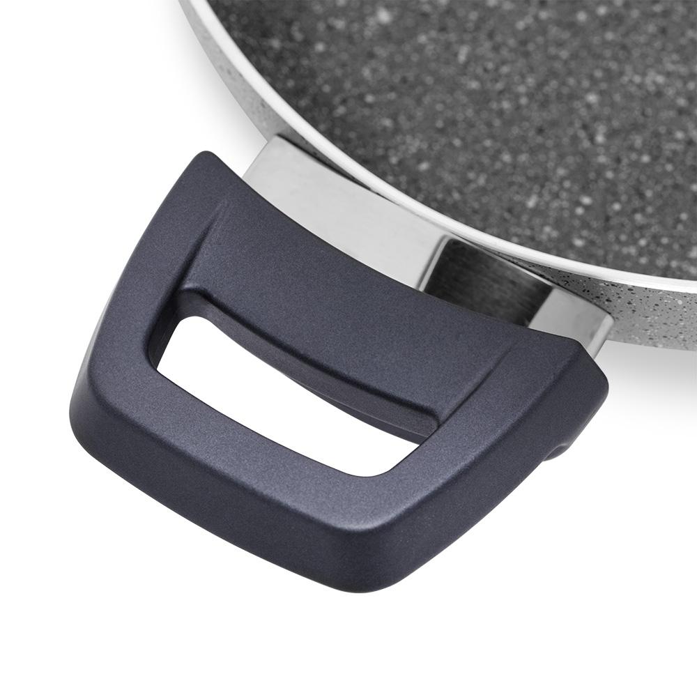 Porto 20 cm Granit Sahan - Gri