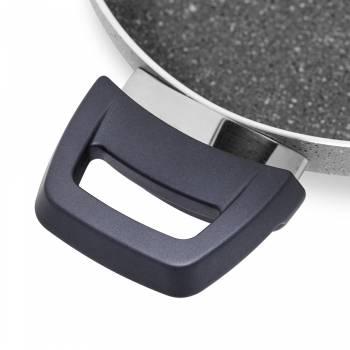 Porto 20 cm Granit Sahan - Gri - Thumbnail