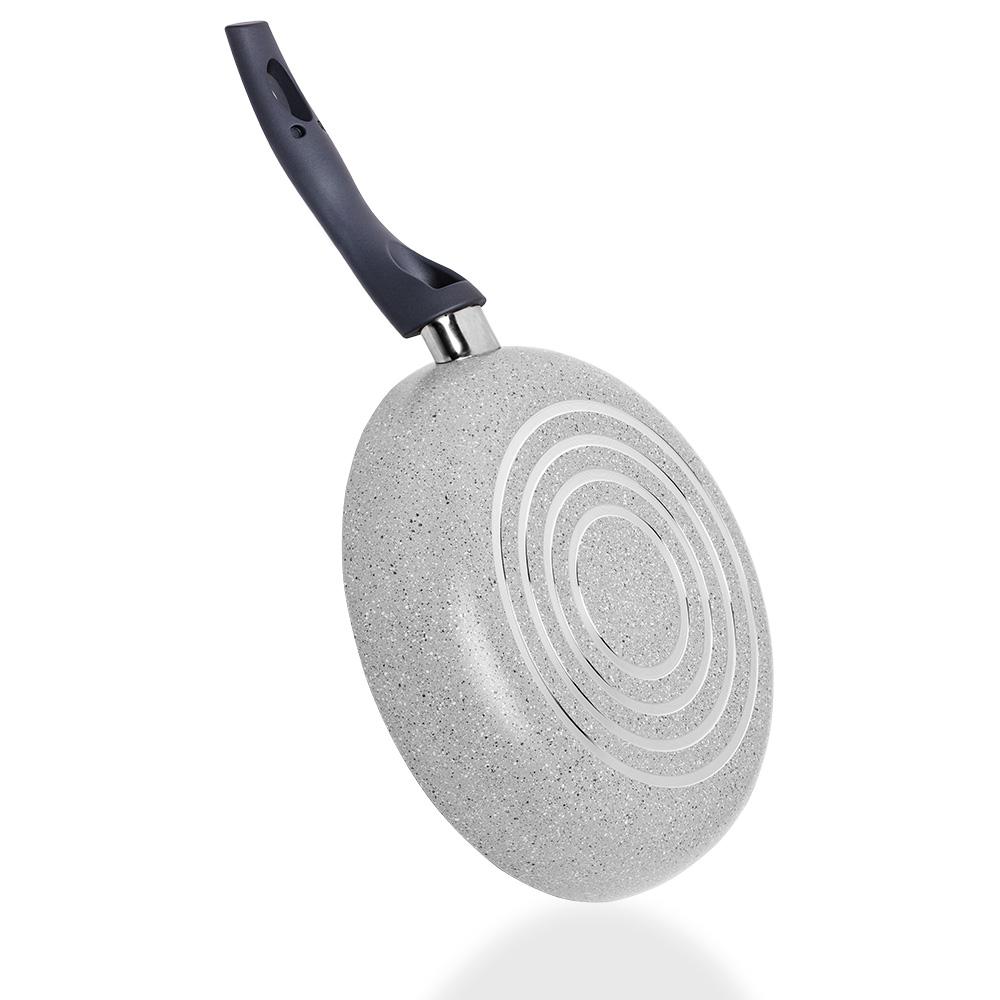 Porto 24 cm Granit Tava - Gri