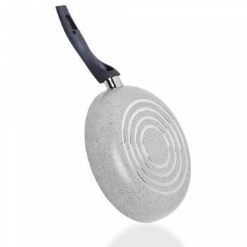 Porto 24 cm Granit Tava - Gri - Thumbnail