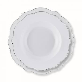 - 24 Parça Yemek Takımı-Platin (1)