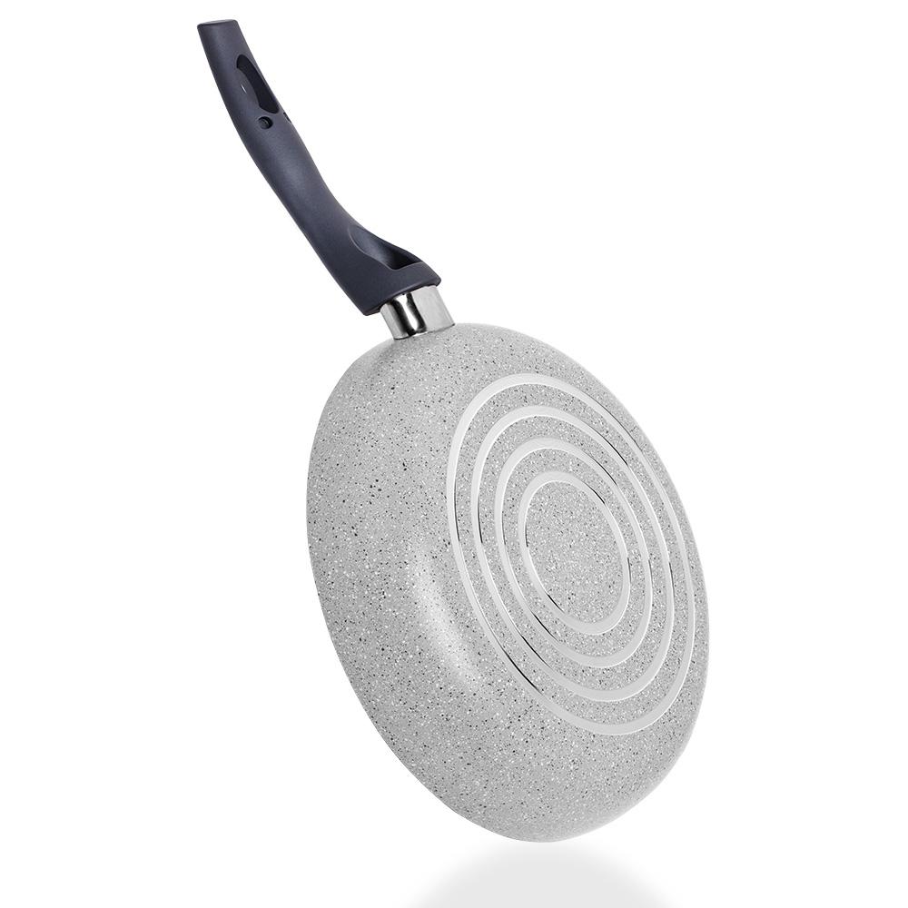 Porto 28 cm Granit Tava - Gri
