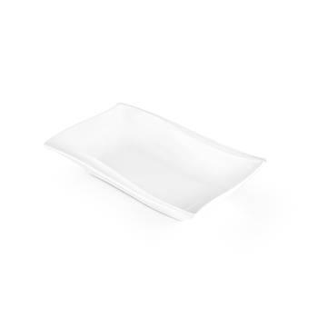- White Angel Fine Bone China Çukur Tabak - 29 cm