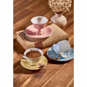2'Li Kahve Fincan Takımı - Thumbnail
