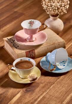 - 2'Li Kahve Fincan Takımı (1)