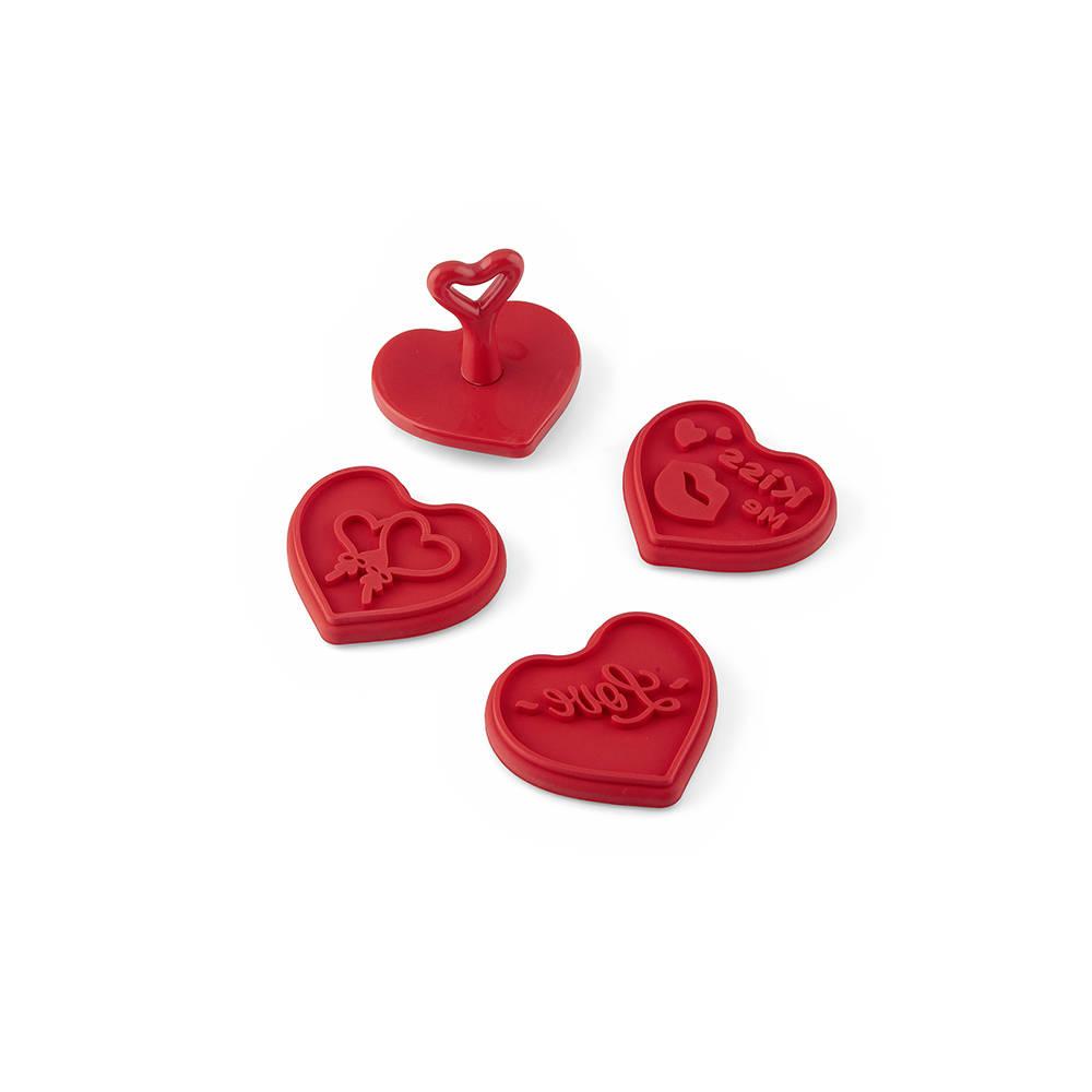 3'lü Kalpli Kurabiye Kalıbı