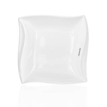 - White Angel 22 cm Dörtlü Çukur Tabak (1)