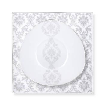 - Diamond 12 Kişilik 57 Parça Bone China Yemek Takımı (1)