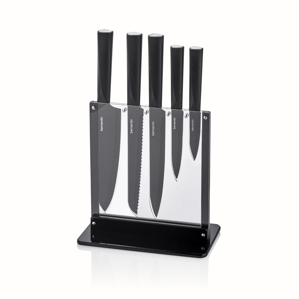 6'lı Akrilik Bıçak Bloğu