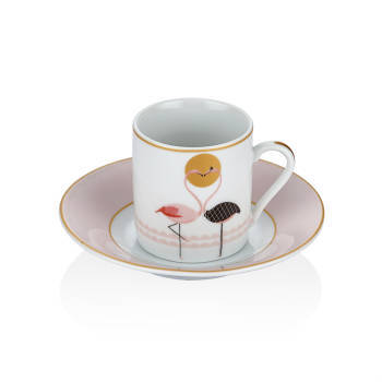 - 6'lı Kahve Fincan Seti (1)
