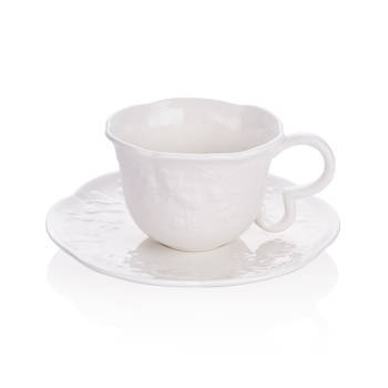- Romantic Garden 6'lı Çay Fincanı Takımı (1)