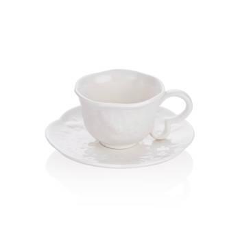 - Romantic Garden 6 lı Kahve Fincan Takımı (1)