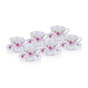 - 6 Parça Çay Set - Garden