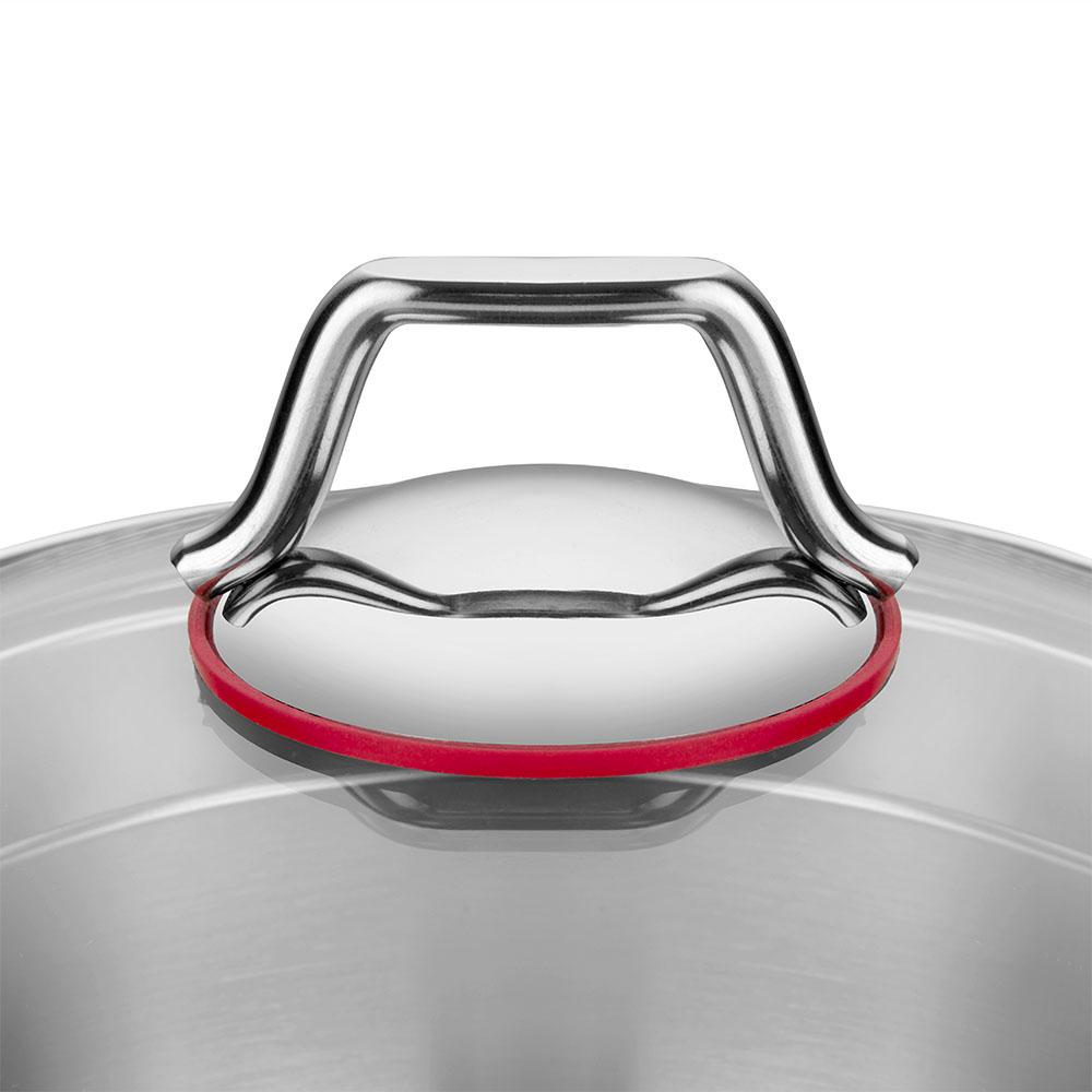 Ferro 8 Parça Çelik Tencere Set