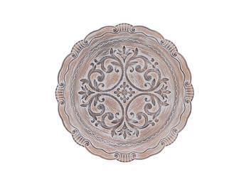 Biev - Ahşap Biblo 39,5x4 cm
