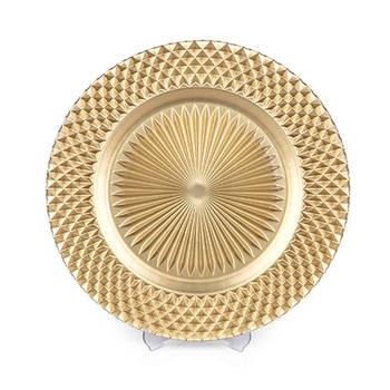 Biev - Ananas Altın Rengi Supla - 33 cm