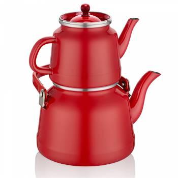 - Anatolia Kırmızı Çaydanlık Takımı
