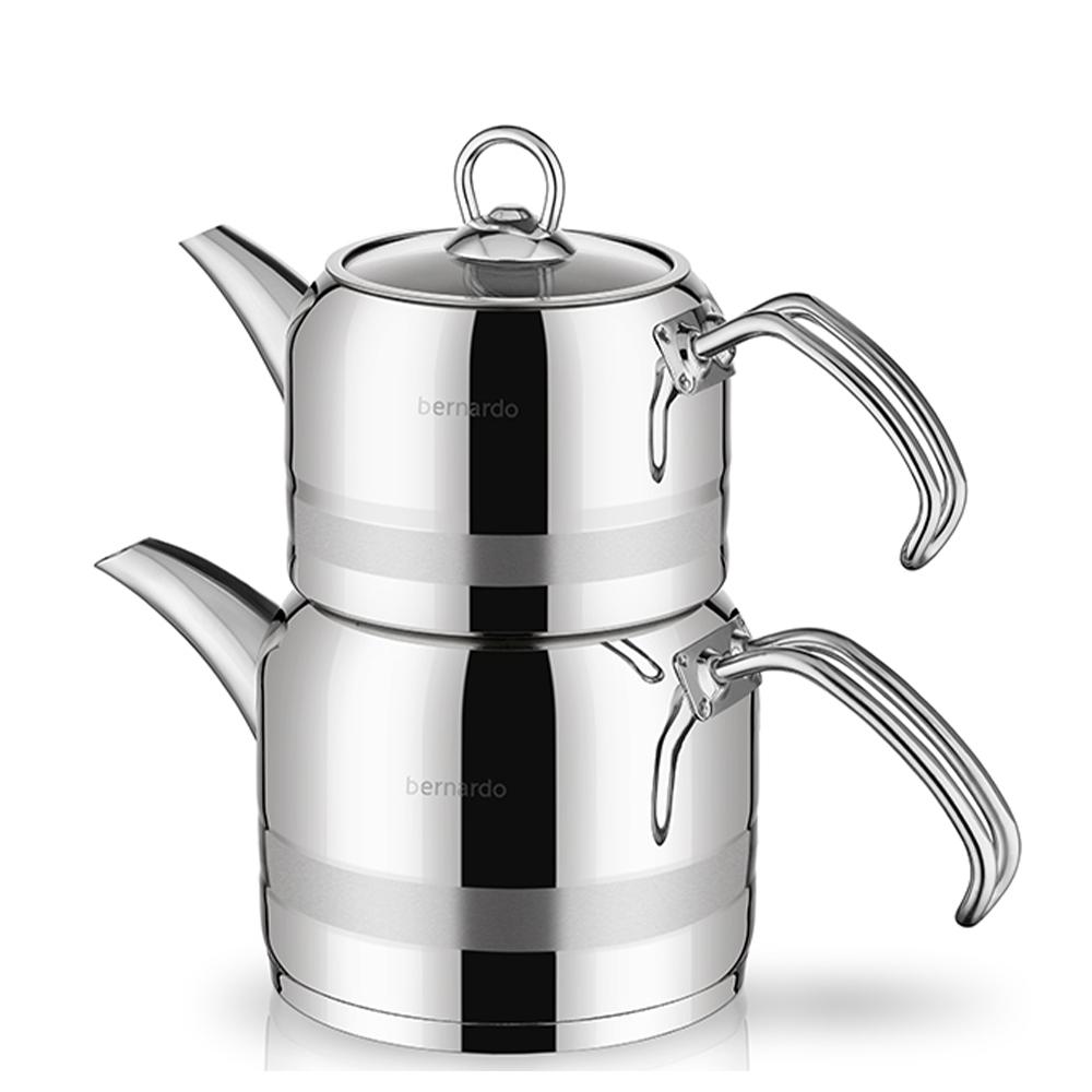 Arles Orta Boy Çaydanlık - Çelik KHR