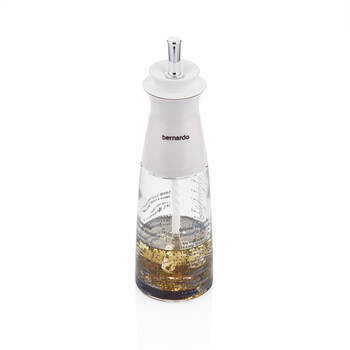 Asami Karıştırıcılı Cam Yağlık - 320 ml - Thumbnail