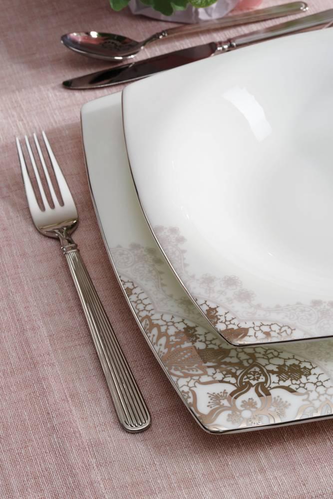 Autority 57 Parça Yemek Takımı