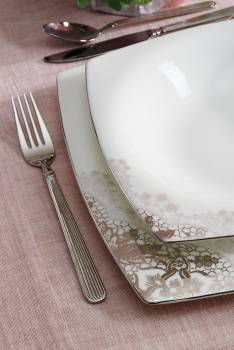 Autority 57 Parça Yemek Takımı - Thumbnail