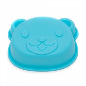 Bernardo - Tekli Kek & Kurabiye Kalıbı - Mavi Ayı