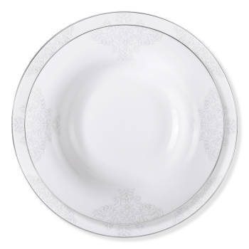 Bernardo Azimut White Yemek Takımı - Thumbnail