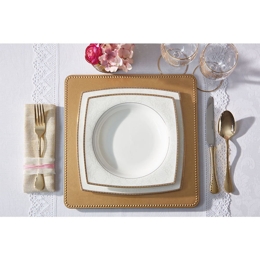 Bernardo Gyı-Proud 57 Parça Yemek Takımı