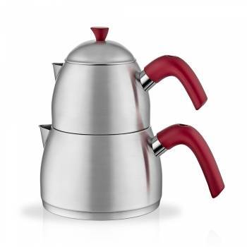 - Bernardo Inox Çaydanlık Takımı
