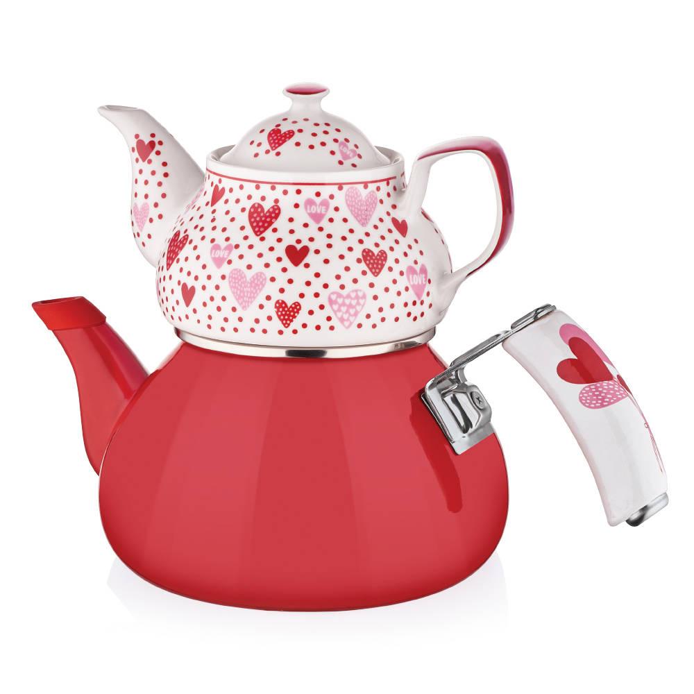 Bernardo Love Çaydanlık