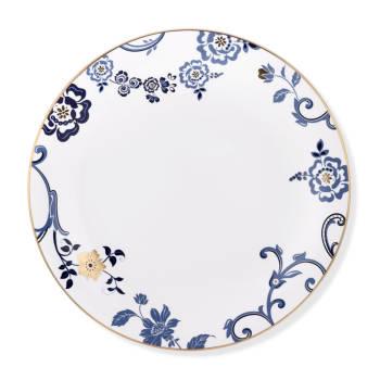 - Blue Holly 12 Kişilik 70 Parça Royal Bone China Yemek Takımı (1)