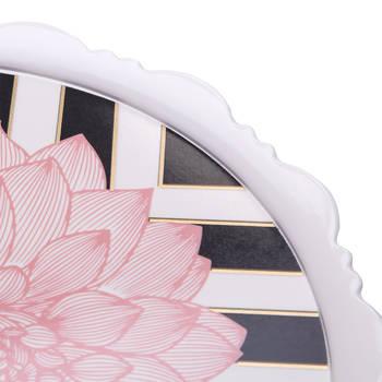 Blume Spatulalı Kek Fanusu - Pembe - Thumbnail