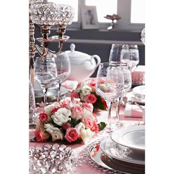 Bridal 12 Kişilik 57 Parça Porselen Yemek Takımı - Thumbnail