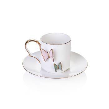 - Butterfly 6'lı Çay Fincanı (1)