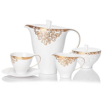 - Casbah Gold 29 Parça Çay Takımı