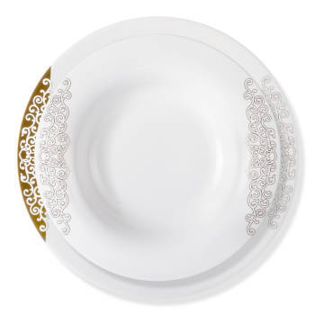 Casbah Gold 76 Parça Yemek Takımı - Thumbnail