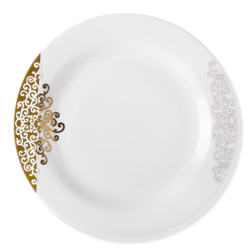Casbah Gold 76 Parça Yemek Takımı