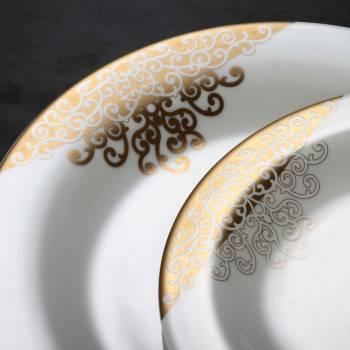 - Casbah Gold 76 Parça Yemek Takımı (1)