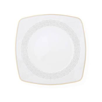 Ceria 12 Kişilik 57 Parça New Bone China Yemek Takımı - Thumbnail
