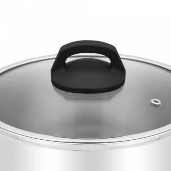 Cookfest Premium 4,5 lt. + 8 lt. Düdüklü Tencere - Thumbnail