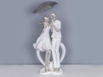 Biev - Daisy Kalpl, Çift Biblo 39 cm