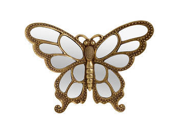 Biev - Dekoratif Kelebek Biblo 34x7 cm