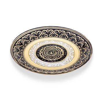 Bernardo - Doha Cam Oval Servis Tabağı - 16 cm