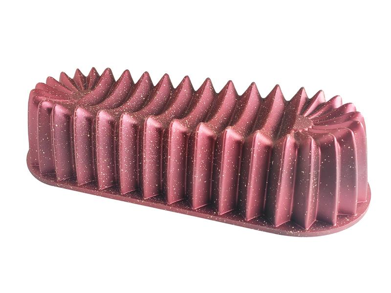 Döküm Baton Kek Kalıbı -Mor