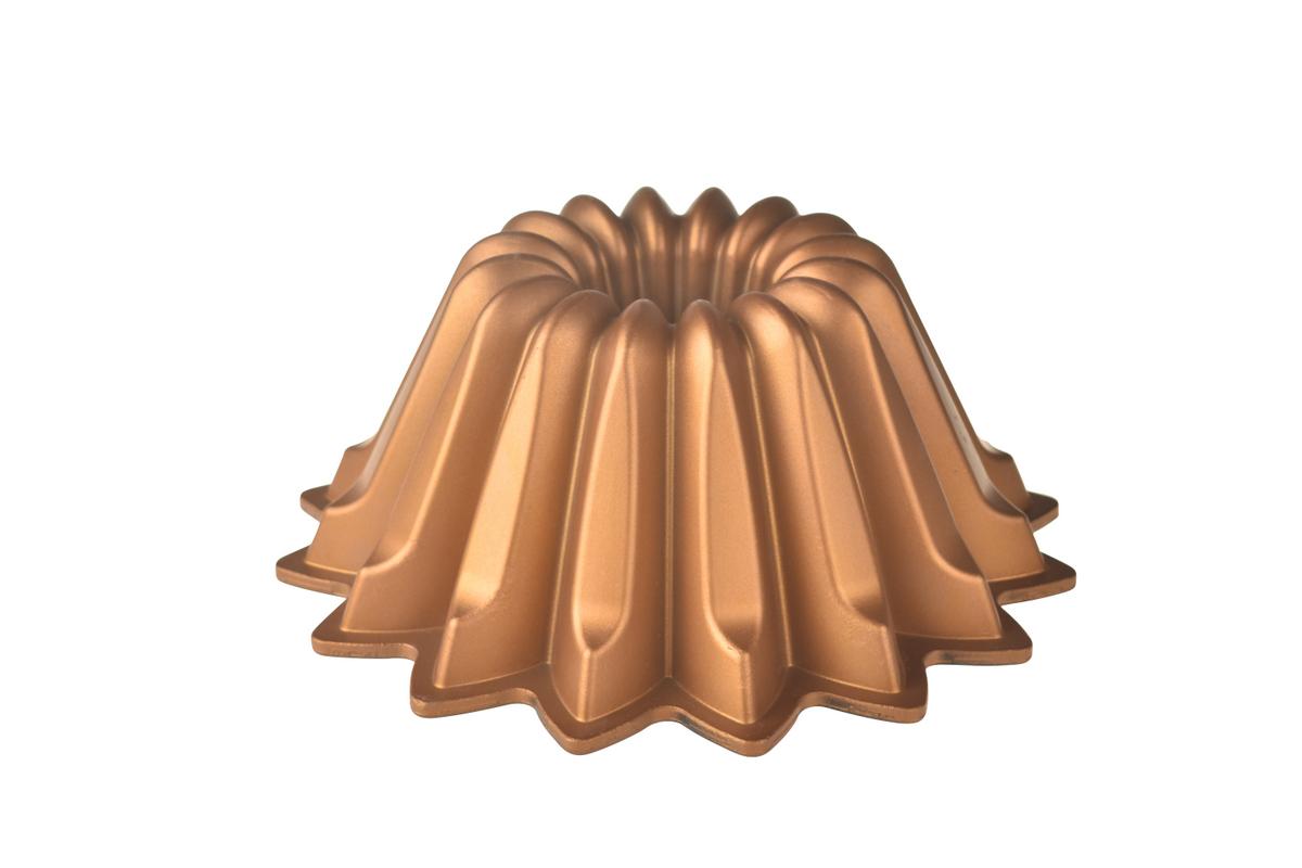Dolce Kek Kalıbı - Leylak Gold Bambum
