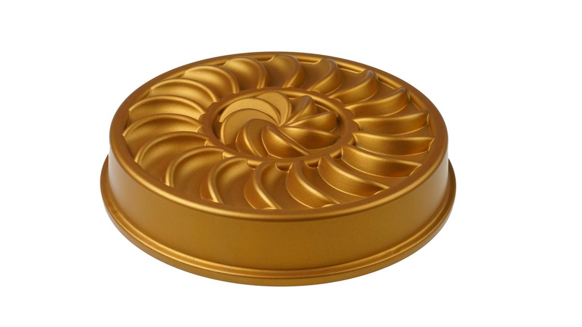 Dolce Turta Kalıbı - Gold Bambum